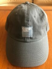 NWOT Goldman Sachs Baseball Hat Cap Grey - Wall Street Style - PERFECT SELLER!!!