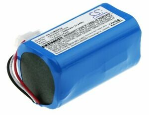 2600mAh 14.4V Robot Vacuum Cleaner Battery Replacement for iClebo ARTE YCR-M05