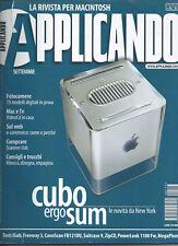 APPLICANDO LA RIVISTA PER MACINTOSH APPLE n.177 SETTEMBRE 2000
