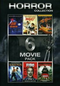 HORROR COLLECTION 2: 6 MOVIE PACK (2PC) (WS) NEW DVD