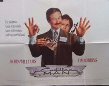 Robin Williams CADILLAC MAN(1990) Original UK quad movie poster UK POST FREE