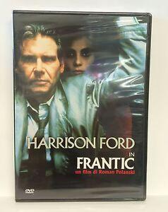 FRANTIC - DVD - HARRISON FORD - 1988