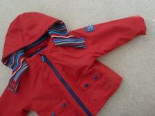 💙💙JOJO MAMAN BEBE 4-in-1 COAT 6-12m Waterproof & Fleece ALL Season JACKET EUC