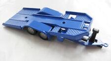 Siku 3130 1668 Auto Anhänger in Blau