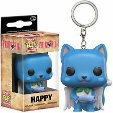 *NEW* Fairy Tail: Happy Pocket POP Key Chain by Funko