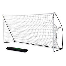 NEW Quickplay Kickster Academy 7 a Side Football Goals 12x6 Cheap Portable Goal