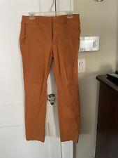 Outlier 60/30 Chinos - Burnt Orange 30x30