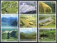 Liechtenstein 2004-6 SG#1329-40 Tourism MNH Set #D2076