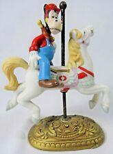 1991 Disney New England Collectors Society Carousel Horace Horsecollar Figurine