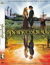 The Princess Bride (Dvd, 20th Anniversary Collector's Edition, Widescreen)