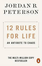 12 Rules for Life - Antidote to Chaos