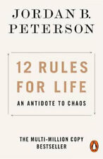 12 Rules for Life by Jordan Peterson - Antidote to Chaos