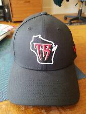 MILB Wisconsin Timber Rattlers New Era 39Thirty Hat Cap Sz L/XL NWOT