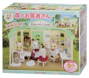 Sylvanian Families COUNTRY CLINIC Calico Critters H-12 Japan