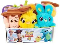 Disney Toy Story 4 Soft Plush Toys 20cm - In 7 Different Characters