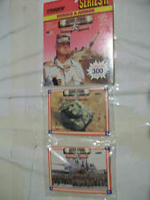 Vintage Desert Storm Trading Cards Heroes and Armor 1991 *Unopened*