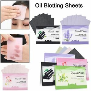 Wipes Sheets Absorbent Paper Oil Blotting Sheets Facial Cleaning Oil Control