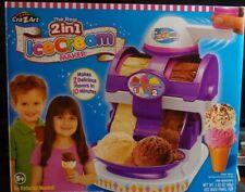 Cra-z-art Craft Kits - Purple & White 2-in-1 Ice Cream Mixer