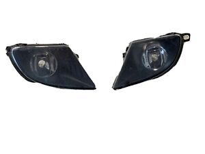 BMW E60 E61 LCI 550i 535xi 528i xdrive 2x Fog Lights Front Left & Right OEM LCI