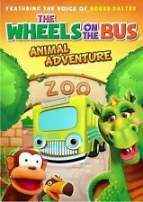 The Wheels on the Bus: Animal Adventure (DVD, 2013)  Roger Daltrey     BRAND NEW