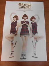 ORANGE CARAMEL - Shanghai Romance Type B [OFFICIAL] POSTER  K-POP