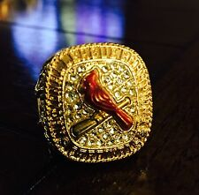 Rare St. Louis Cardinals 2004 NL National League Champion Ring Replica USA