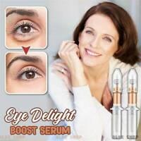 2Pcs Eye Delight Boost Serum Anti-Wrinkle Dark Circle Serum Anti-Ageing