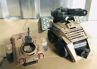Mean Dog 1988 Tank Jeep Vehicle GI Joe Cobra ARAH Missile Vintage Troop Builder