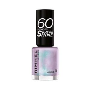 Rimmel 60 Seconds Super-Shine Nail Polish, Mermaid Fin