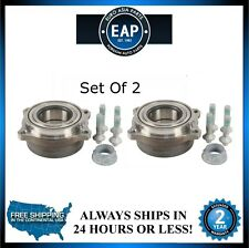 For CLS55 AMG E320 GLK350 SL65 AMG SLS AMG Rear Wheel Bearing Kit Set Of 2 New