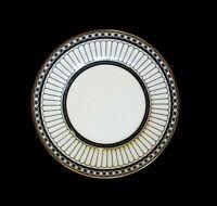 Beautiful Wedgwood Colonnade Black Bread Plate