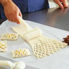 Lattice Divide Kit Baking Kitchen Tool Cake Pastry Cookie Wheel Roller Cutter