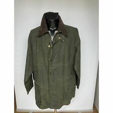 Barbour Giacca Beaufort verde vintage C52/132 cm - Green Waxed jacket