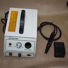 Alex Ultrasonic cutter KW-430C CYCLES 50/60HZ 100V OUTPUT 40KHz 30 W