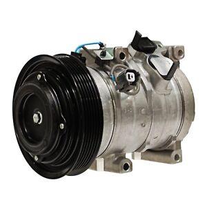 For Acura TL Honda Accord V6 A/C Compressor and Clutch Denso 471-1537