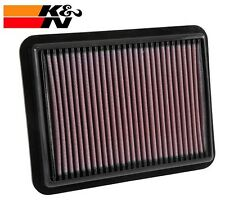 K&N 33-5038 HIGH FLOW AIR FILTER to suit MAZDA CX-3 Diesel and MAZDA 2 Petrol