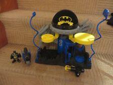 Fisher Price DC Super Friends Imaginext batman command centre gotham childs toy