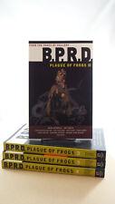 BPRD PLAGUE OF FROGS TP VOLUME 01, 02, 03 & 04 DARK HORSE COMICS