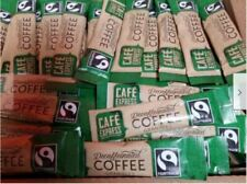 200 Cafe express Decaff Instant Coffee Sticks one cup individual coffee sachets