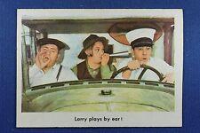 1959 Fleer - 3 Stooges - #48 Larry plays by ear! - Ex.Mt