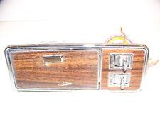 1977 CHRYSLER NEW YORKER RH POWER WINDOW DOOR LOCK ASHTRAY LIGHTER ASSY #3589783