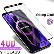 Full Curved Tempered Glass Ultra-Thin Screen Protector Front Film For Samsung