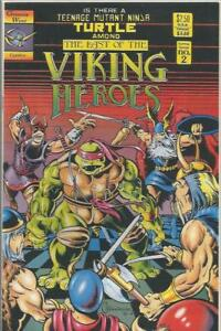 LAST OF THE VIKING HEROES #2 (TURTLES APPEARANCE) - Back Issue (S)