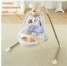 Canopy for Fisher Price Cradle Swing - Replacement Part - Starlight Papasan
