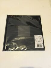 Wholesale Lot of 5 NEW HP Black Cloth Single 12 x 12 LS Cover Photo Book Album