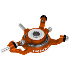 Blade mCPX BL, BL2 - Rakonheli CNC Aluminum Swashplate Set - Orange