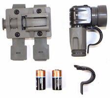First Light Tomahawk NV LED Multi Setting Flashlight w/ MOLLE Mount CAG SOCOM