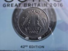 0487R INDIA REPUBLIC RUPEE 2002(C)