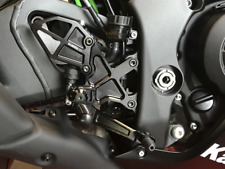 VORTEX V3 2.0 REARSETS 2016 + ZX10R Rear Sets / Pegs RS403K 2017 2018 ZX-10R