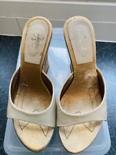 MENFIS Wedges Sandals UK Size 35